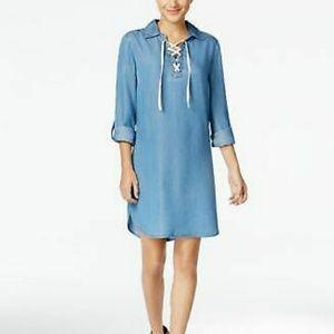 Style & company sun wash dress